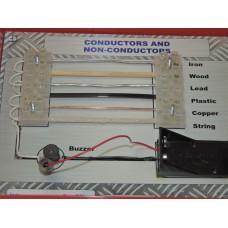 Conductors and non conductors