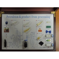 Petroleum and by-products from processing