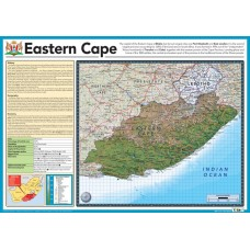map of Eastern Cape