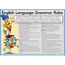 English language grammar rules