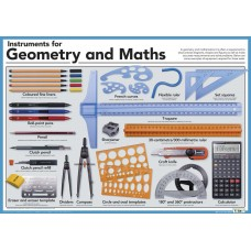 Instruments for geometry and maths