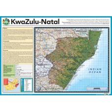 Map of Kwazulu-Natal