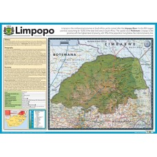 Map of Limpopo