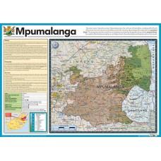 Map of Mpumalanga