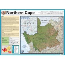 Map of Northern Cape